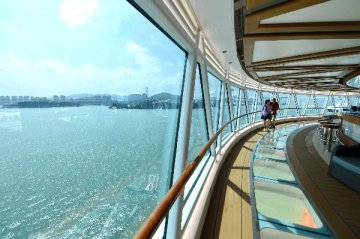 Tropical island Hainan to boost tourism with more cruises