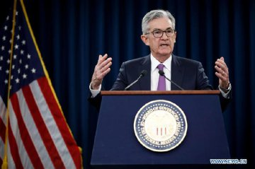 U.S. Fed leaves rates unchanged as market expects