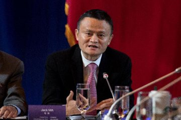 Alibaba, an Icon of China's Growth, Now Reflects Its Slowdown