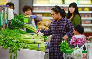 Chinas CPI up 1.7 pct in January