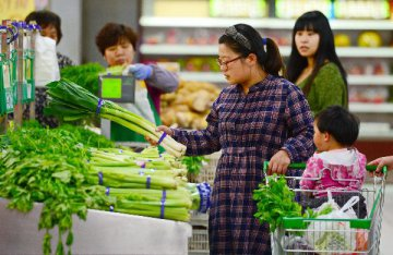 Chinas CPI up 1.7 pct in January