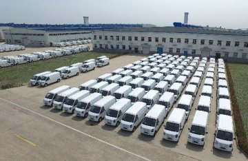 Chinas auto sales fall in January