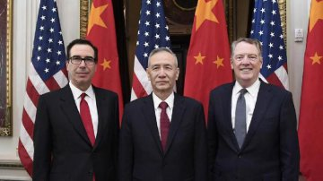 ​China, U.S. kick off new round of high-level trade talks in Washington