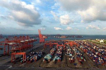Chinas cargo throughput grows 9.1 pct in January
