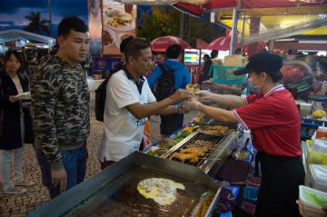 Macaos visitors arrivals up 24.9 pct in January