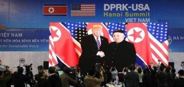 DPRK, U.S. leaders meet in Hanoi, Vietnam for 2nd summit