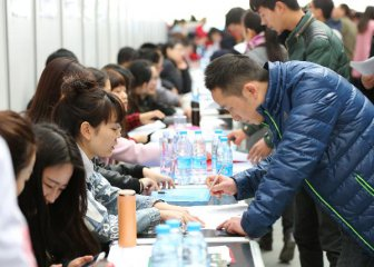 China is facing employment challenges as its economy slows, official says