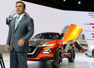 Ex-Nissan chief Ghosn granted bail by Tokyo court