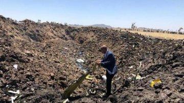 Ethiopian airlines worst jet crash leaves 157 dead
