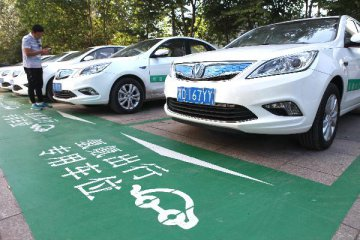 China on EV fast track, no sign of replacements of conventional vehicles
