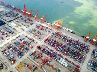 Guangdong foreign trade steady in February