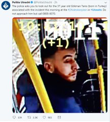 Utrecht shooting suspect in custody, motive still unclear