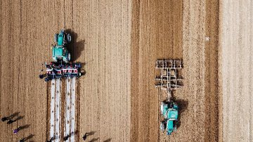 Driverless tractors, farmerless farms: China explores precision agriculture