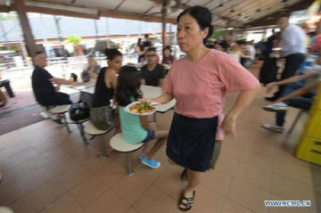 Singapore nominates hawker culture to be on UNESCOs heritage list