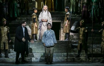 Chinese opera to present Marco Polos romance in medieval China