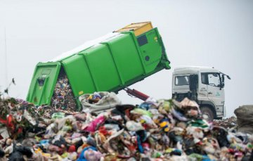 China imports less solid waste in 2018