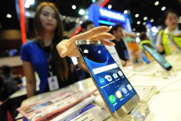Samsung says to sell companys 1st 5G smartphone in S.Korea this week