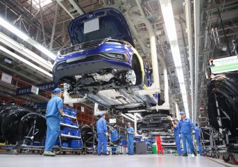 SAIC Motor sees 2018 profits up 4.65 pct