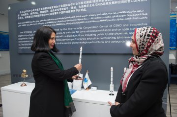 BeiDou navigation system guides China-Arab cooperation on Space Silk Road