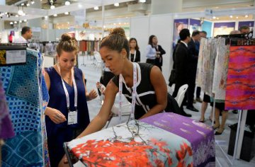China textile overseas investment flows to BRI region