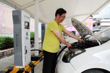 Chinas electric vehicle sales will continue boom despite subsidy cuts