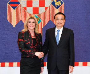 China, Croatia commit to cement cooperation