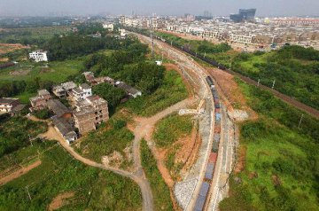 Chinas efforts on widening opening-up