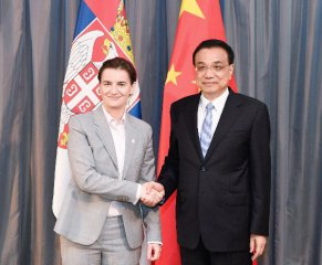 Beijing backs Chinese firms to invest in Serbia: premier
