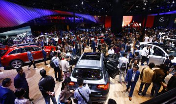 Shanghai to hold intl auto show
