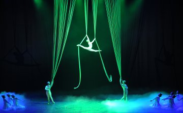 National acrobatic performing season to open in July