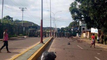 "Venezuela slams ""criminal impact"" of U.S. sanctions"