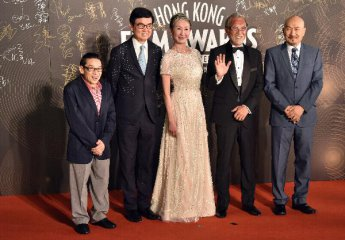 China to promote HK, Macao film industry development on mainland