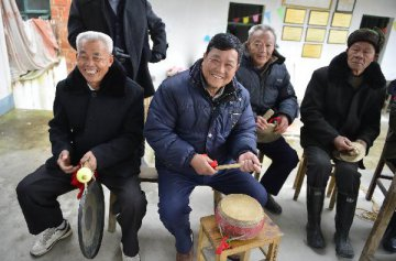 China releases regulation to improve elderly care services