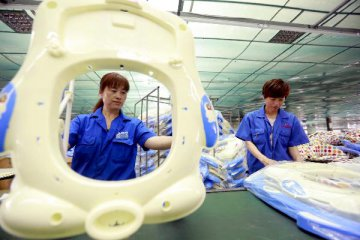 Chinese economy expands 6.4 pct in Q1