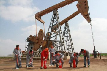 Chinese company starts drilling 1st oil well in Iraqs Diyala province