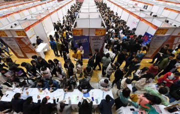 Chinas Job Market Blues