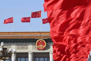 Chinas top legislature reviews package of draft law revisions