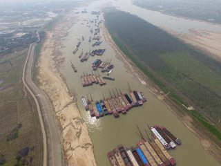 China province sees foreign trade up 41 pct in Q1