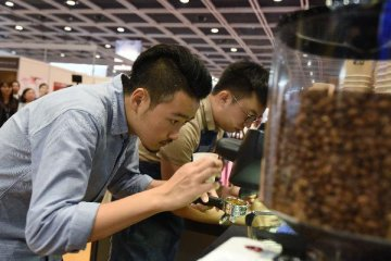 Chinas Luckin Coffee files for U.S. IPO to raise 100 million dollars