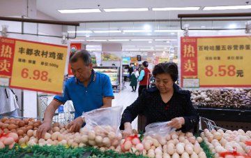 Chinas weekly farm produce prices continue to retreat