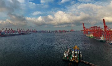 Central China province trade volume with Belt and Road countries rise in Q1