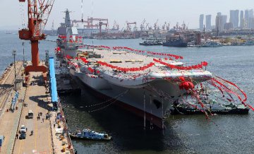 Chinas shipbuilding capacity utilization retreats in Q1