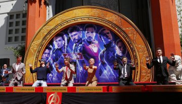 """""""Avengers: Endgame"""" continues topping Chinese mainland daily box office"""