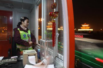 China to remove all expressway toll booths by end of 2019
