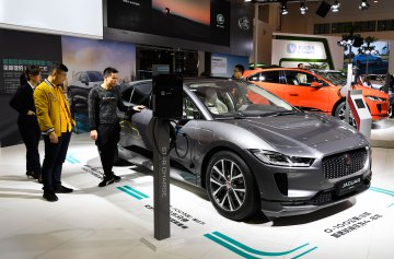 China reports major growth in sales of new energy vehicles