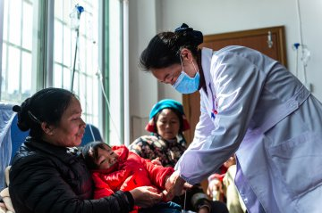 China to expand healthcare education in poverty-stricken regions