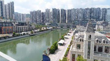 China Housing a Bright Spot in Soggy Economy as Prices Gain