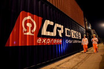 China-Europe Railway and Port of Rotterdam extend multimodal transportation