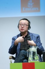 Interview: Liu Cixin says technology will reduce conflict among nations