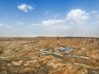 PetroChina accelerates shale oil exploitation in Xinjiang